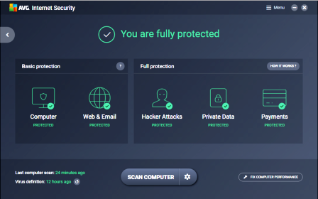 AVG Internet Security 2022 Crack & License Key (Latest)